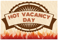 HOT VACANCY DAY
