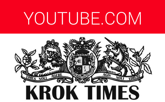 «KROK Times» on Youtube