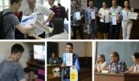 ІІІ етап Всеукраїнської студентської олімпіади з інформаційних технологій «IT-Universe»
